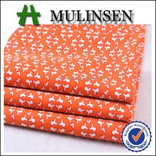 Mulinsen Textile High Quality Plain Woven 40S Poplin Print Fabric 100 Cotton for Garment