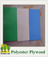 Green Polyester Board/Green Polyester Plywood/PVC Plywood