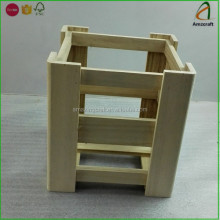 Eco-friendly Handmade Paulownia Solid Wood,Wooden Pets Boxes,Dogs Cages
