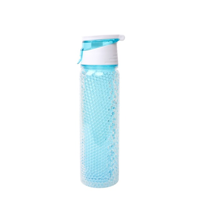 Reliable Performance Sports Water Bpa Free Drink Bottle Plastic Vacuum Ice Cube Container