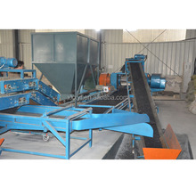 fully tire recycle machine line to rubber/equipment for recycling of tyres