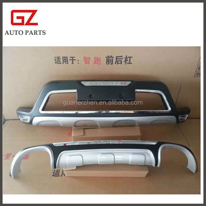 Bumper guard body kit for 2015 Sportage