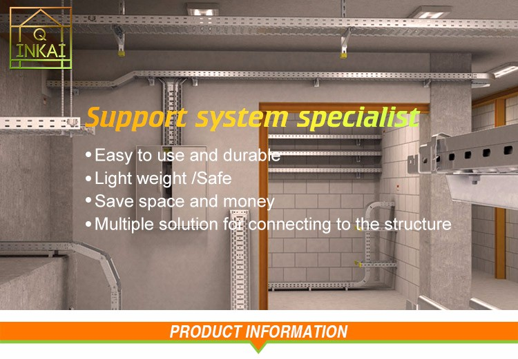 Direct Supply Customized Cable Tray Accessories