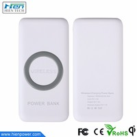 For Samsung galaxy wireless charger portable 12000mAh power bank