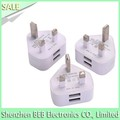 5v 2100ma uk wall charger for ipad iphone 6s has cheap cost