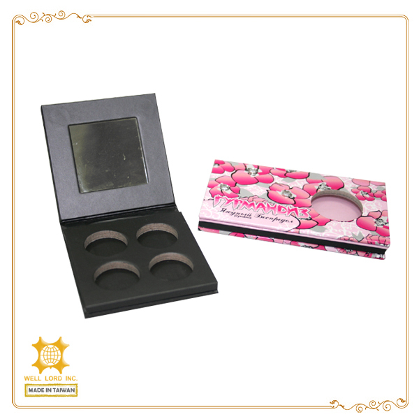 Fairy tales princess cosmetic set carry palette kit makeup sets