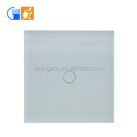 Simple fashion touch switch control the home light JJ-TS-01