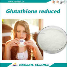 L-Glutathione Reduced CAS:70-18-8 (GSH) glutathione supply