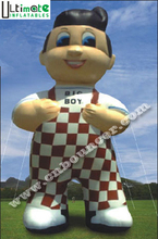 Hot sale advertising inflatable big boy