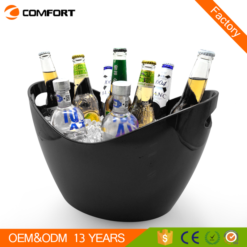 Factory custom Large capacity champagne wine ice buckets