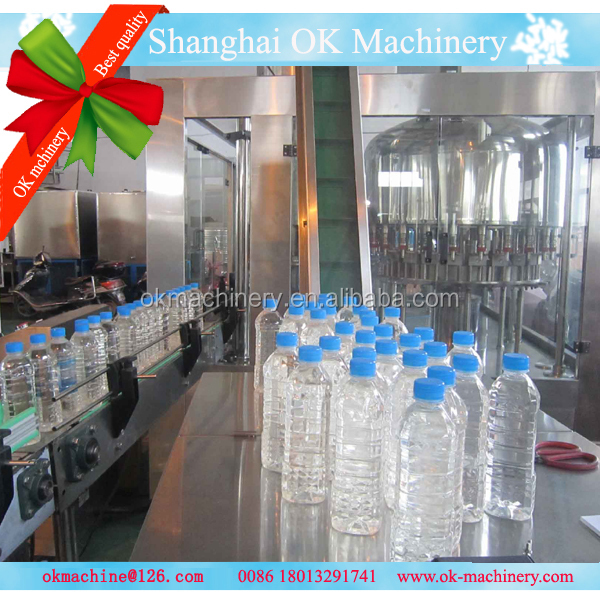 Carbonated water filling machine beverage filling machine soft drink filling machine 2000-4000PBM