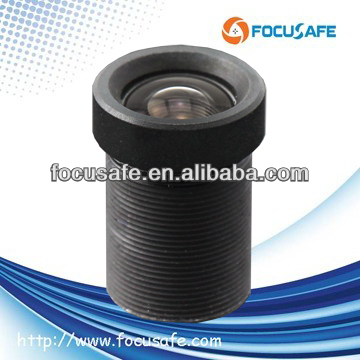 "1/2"" inch 3 Megapixel Board Lens 9mm with low distortion"