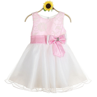 2014 Kids wedding gowns birthday dresses for girls party wear dresses for girls of 2-6 years