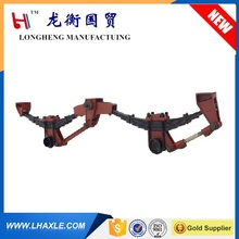 Trailer Parts Use and Trailer Axle Parts Fuwa Truck Trailer Suspension