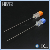 Spinal/Epidural Anesthesia needle for lumbar puncture