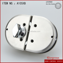 glass-glass double door lock sliding glass door lock