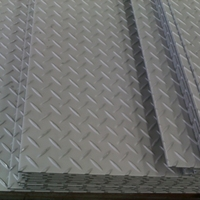 Manufacture Q195L ,Q235B,Q345 MS standard Checkered Steel plate size supplier