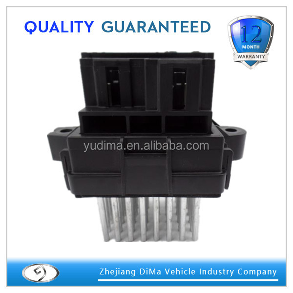 Blower Motor Control Module Resistor For Chevrolet GMC OEM 15141283 13501703, 13598090 1581638