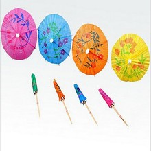 2015 High Quality Promotional Cocktail Umbrella