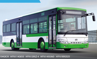 Prices of cng buses, JAC luxury inter city bus with 33 seats