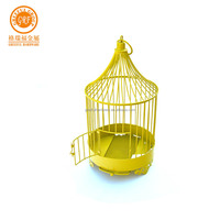 Hot Sale pet products birdcage Iron round birdcage