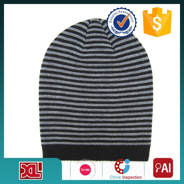 Best Prices Latest unique design beanie hats/ knitted hat with custom label with good offer