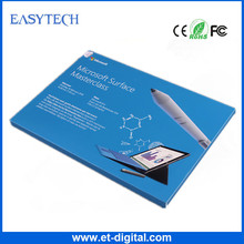 High quality video message card lcd video brochure for promotion