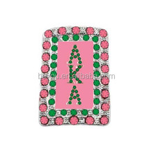Rectangle Pink AKA Pins