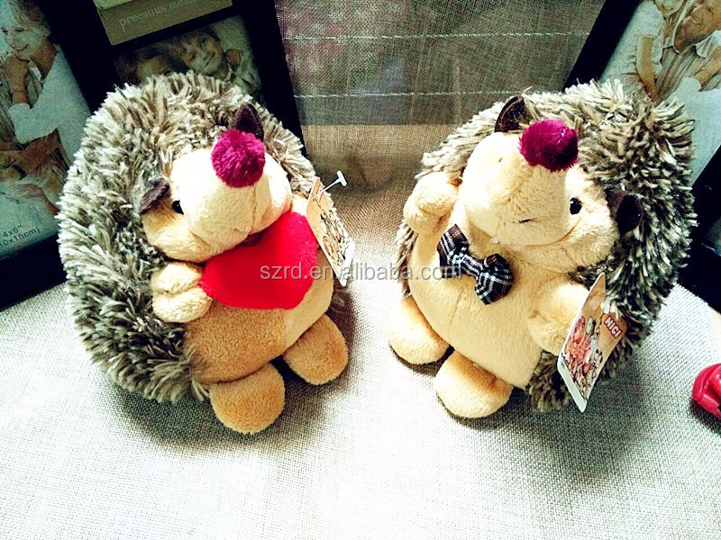 Cuddly hedgehog animal plush toys/new plush toys my singing monsters/plush china manufacturers