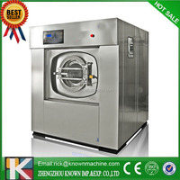 Laundry 15KG-300KG Electric Steam Heating professional washing machine price
