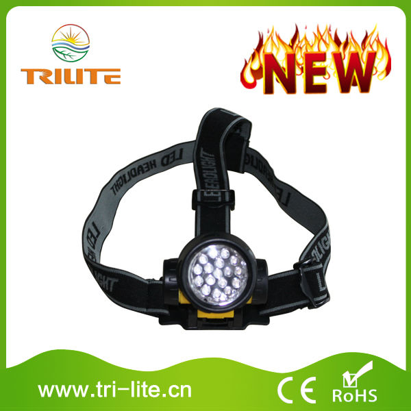 Greenhouse LED Headlight, Perfect for Checking Garden without interruption of Period Cycle