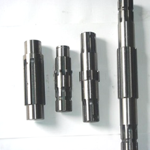 MMS forging precision stainless steel splines shaft