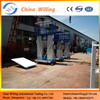 Hydraulic electric manlift/telescopic man lift/window cleanling lift