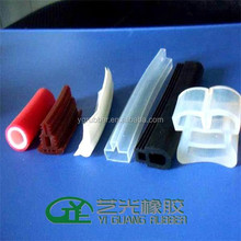silicone rubber edging seal strips