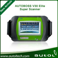 Autoboss V30 Elite Super Scanner Supported Multi-Languages+One Year Free Update Online+Quick test function to diagnose