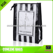 PP Woven Recycled Zipper Shopping Bag(Conlene Bag)