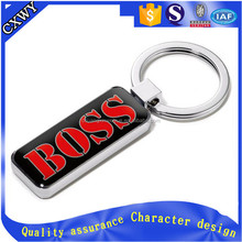 Personalized name key chain/letter keychain with promotion K506