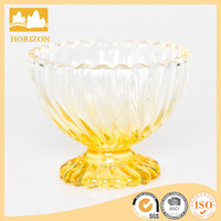 home decoration yellow egg cup