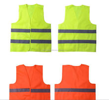 Fashion 3m Safety Motorcycle Riding Reflective Vest