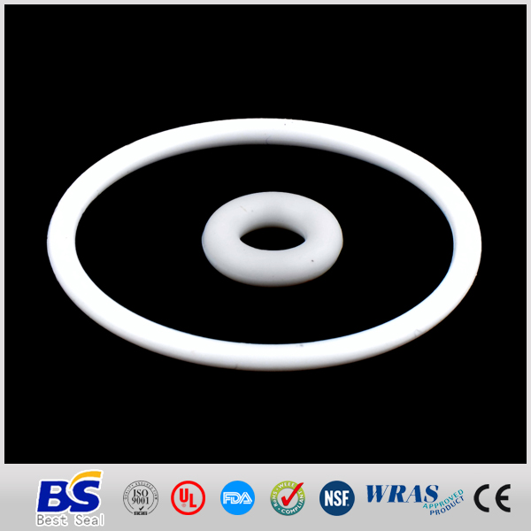 Good quality and reasonable price FDA grade silicone rubber oring