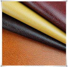 Colorful jiangyin supplier reflective pvc leather for sofa