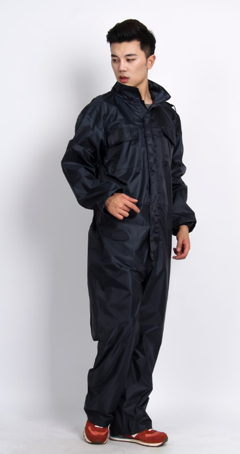 High quality waterproof bike poncho/motorcycle/adult jumpsuits fabric raincoat