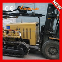 2014 Hot Sale High Efficiency Pneumatic Crawler Rock Drill KY125