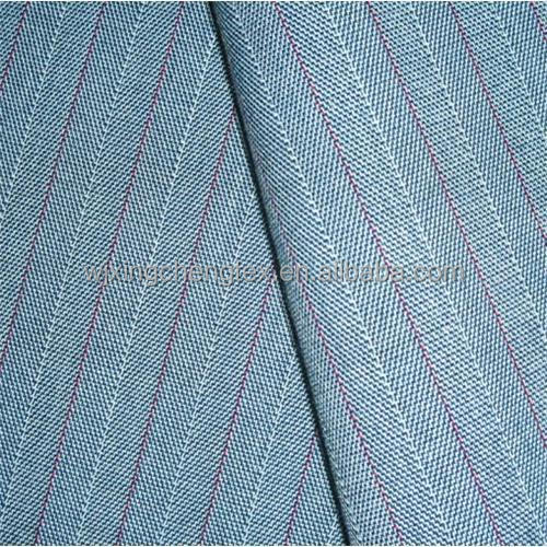 Herringbone Wool Polyester Woven Fabric for Jacket/Blazer/Skirt/niform