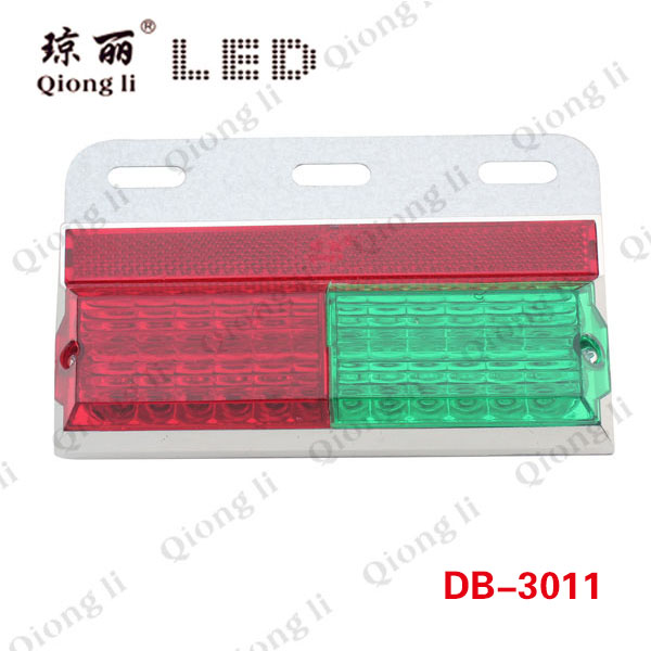 24pcs qiongli two color side light for truck