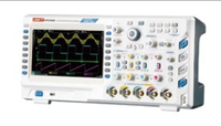 UPO5000CS Digital Phosphor Oscilloscopes 4GS/s 200/350/500MHz 256Mpts UPO5202CS/ UPO5204CS/ UPO5352CS