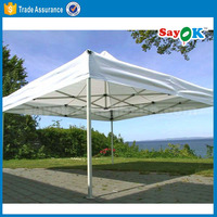 Used tent china hexagonal aluminum frame pop up tent canopy