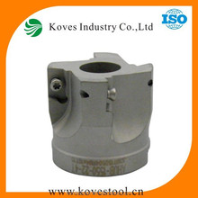 KOVES Tool holder milling cutter AHUB-1550-22-4T cutting tool for mountig insert JDMT150