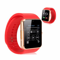 Top quality Bluetooth Smartwatch CE ROHS Sim Card Support Bands Smart Watch gt08