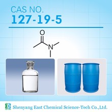 99.9% min purity Dimethyl Acetamide (DMAC) CAS No.: 127-19-5